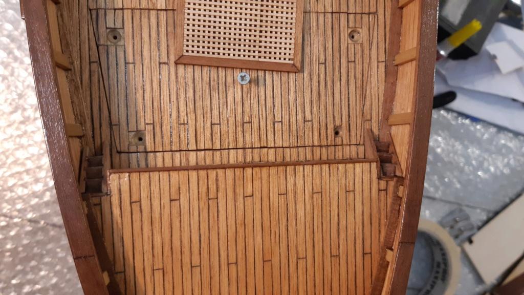 vele - costruzione di goletta, liberamente ispirata a piroscafo cannoniera del XIX secolo - Pagina 16 20210418