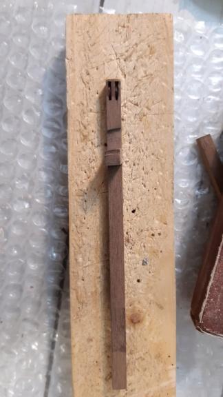 costruzione di goletta, liberamente ispirata a piroscafo cannoniera del XIX secolo - Pagina 19 20210817