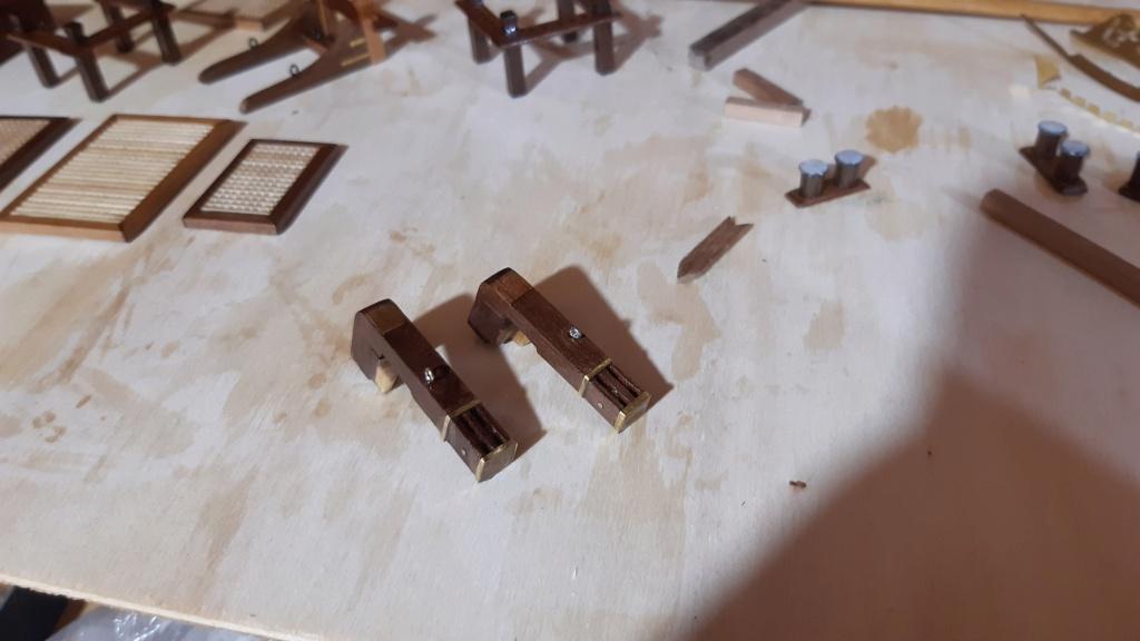 costruzione di goletta, liberamente ispirata a piroscafo cannoniera del XIX secolo - Pagina 19 20210910