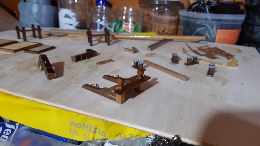 costruzione di goletta, liberamente ispirata a piroscafo cannoniera del XIX secolo - Pagina 19 20210912