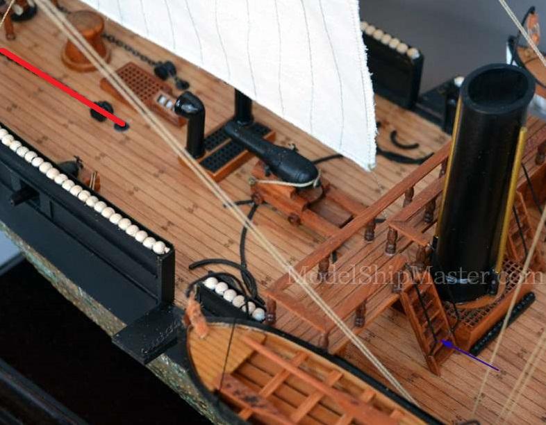 costruzione di goletta, liberamente ispirata a piroscafo cannoniera del XIX secolo - Pagina 17 A_ripo10