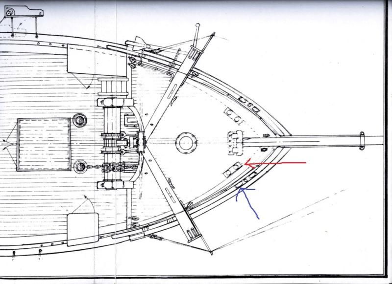 costruzione di goletta, liberamente ispirata a piroscafo cannoniera del XIX secolo - Pagina 17 Bitta_11