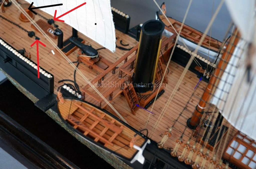costruzione di goletta, liberamente ispirata a piroscafo cannoniera del XIX secolo - Pagina 17 Css-al10