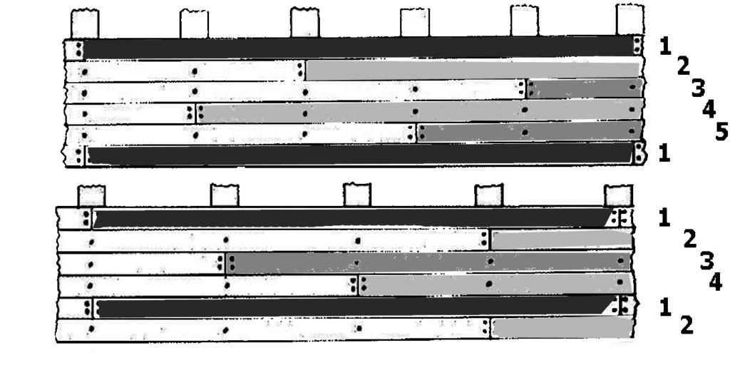 costruzione di goletta, liberamente ispirata a piroscafo cannoniera del XIX secolo - Pagina 15 Disegn10