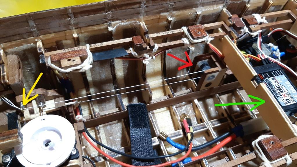 costruzione - costruzione di goletta, liberamente ispirata a piroscafo cannoniera del XIX secolo - Pagina 13 Nuovo_10