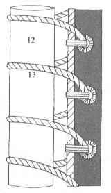 costruzione di goletta, liberamente ispirata a piroscafo cannoniera del XIX secolo - Pagina 20 Pg045_10