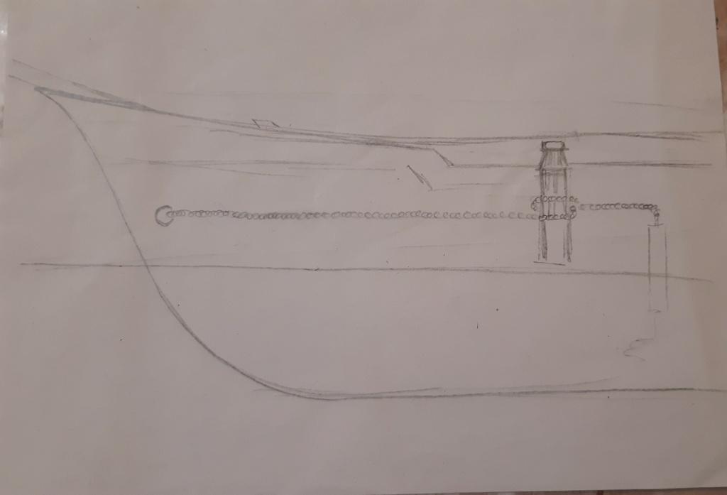 costruzione di goletta, liberamente ispirata a piroscafo cannoniera del XIX secolo - Pagina 17 Schizz10