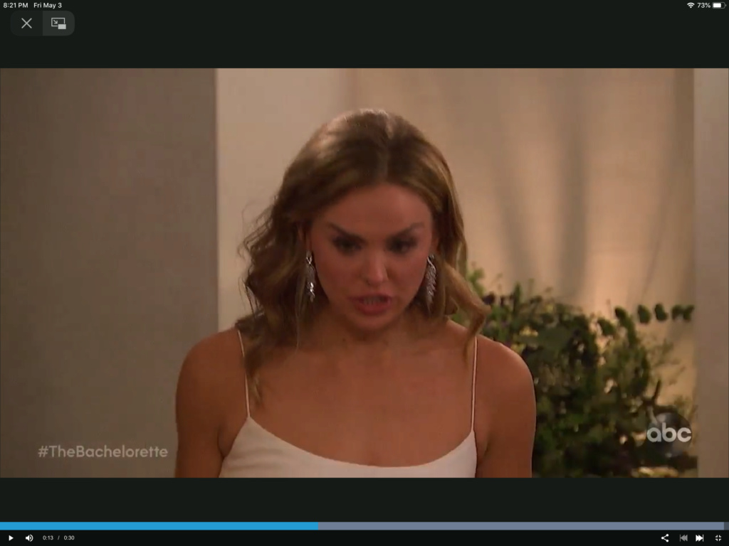 Bachelorette 15 - Hannah Brown - ScreenCaps - *Sleuthing Spoilers* -  1c4eed10