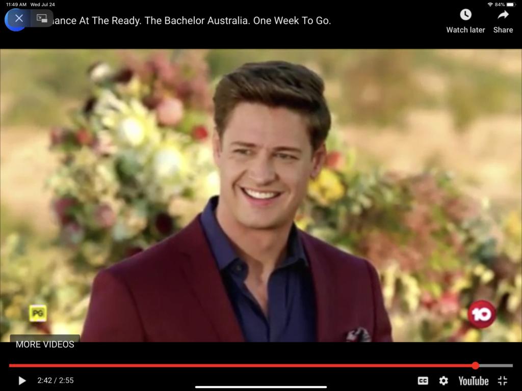 Bachelor Australia - Matt Agnew - Season 7 - Screencaps - *Sleuthing Spoilers* - Page 2 97ac5f10