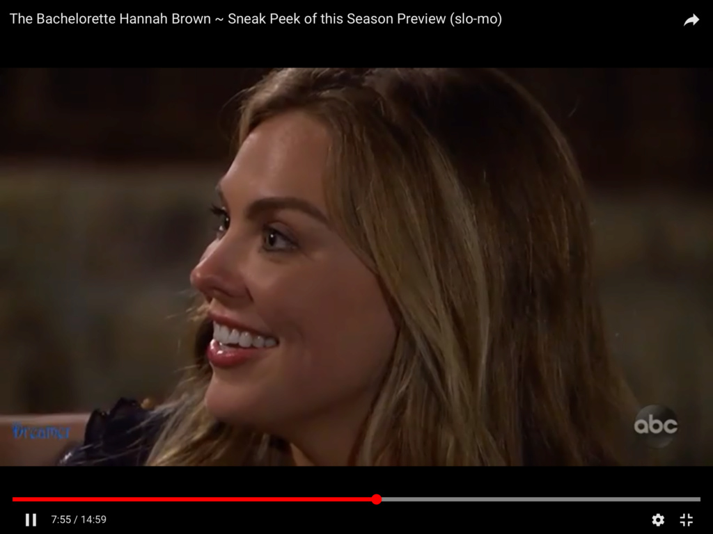 Bachelorette 15 - Hannah Brown - F1-F2 Clues - NO Discussion - *Sleuthing Spoilers* Adb04f10