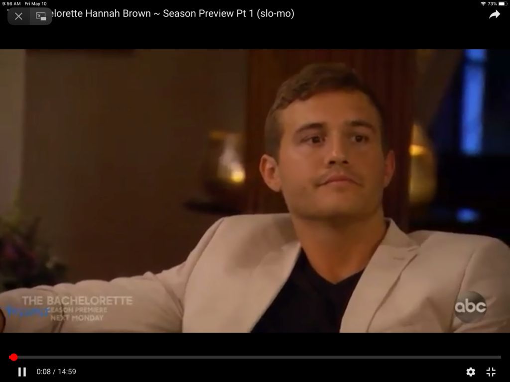 Bachelorette 15 - Hannah Brown - ScreenCaps - *Sleuthing Spoilers* -  - Page 21 D2a23e10