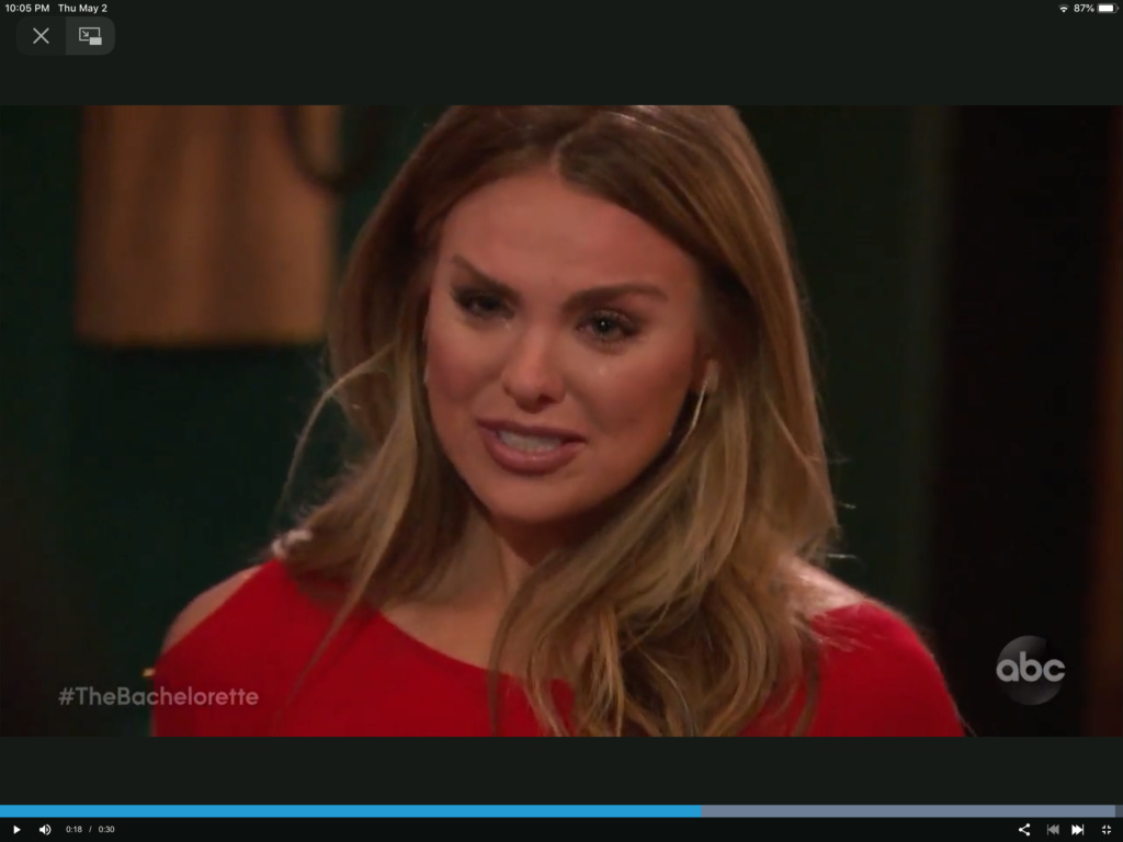 Bachelorette 15 - Hannah Brown - ScreenCaps - *Sleuthing Spoilers* -  Da3b1810