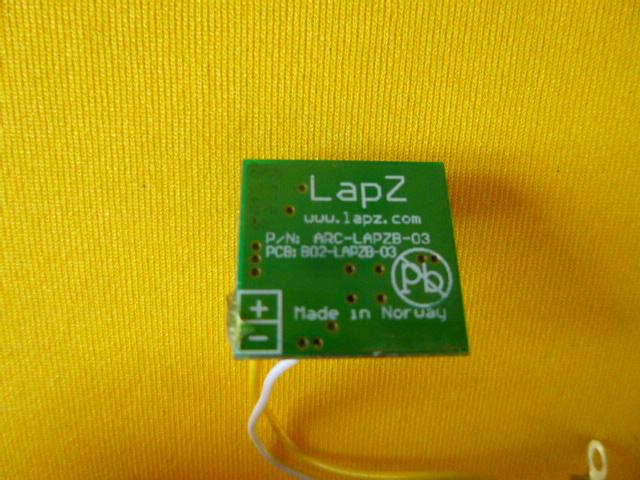 VDS Puce LapZ et pièces MR03 P1050811