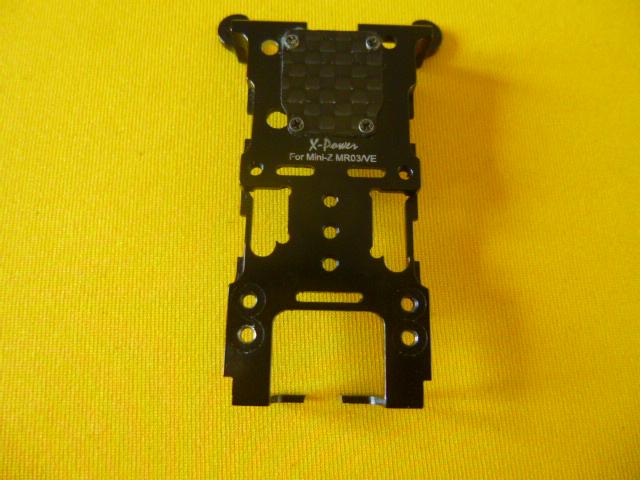 VDS Puce LapZ et pièces MR03 P1050817