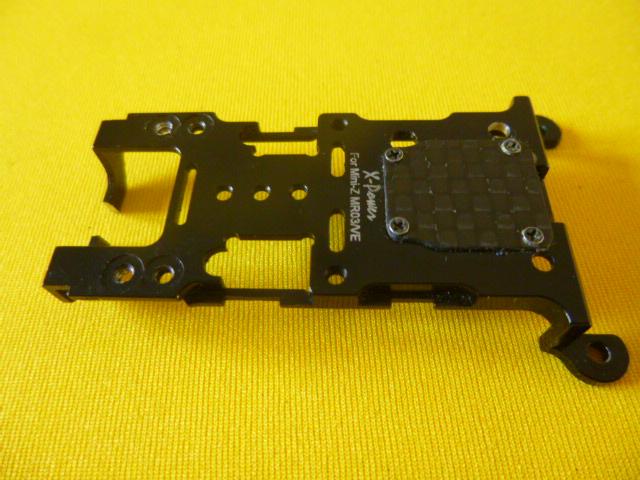 VDS Puce LapZ et pièces MR03 P1050818