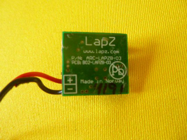 VDS Puce LapZ et pièces MR03 P1050820
