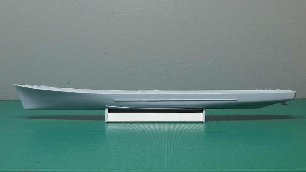 L'ALSACIEN Escorteur-rapide - 1/400 Heller + kit l'Arsenal A1411