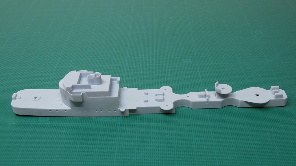 L'ALSACIEN Escorteur-rapide - 1/400 Heller + kit l'Arsenal B1310