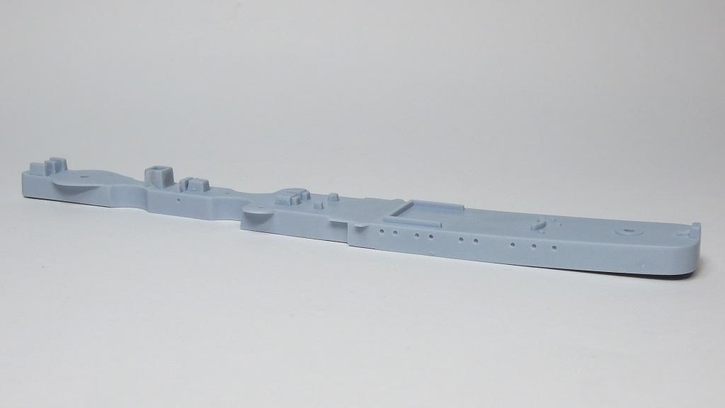 L'ALSACIEN Escorteur-rapide - 1/400 Heller + kit l'Arsenal B911