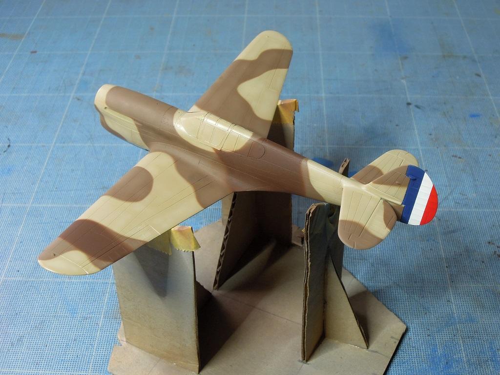 P-40F -  1/72 Special Hobby - Tunisie 1943 C1410