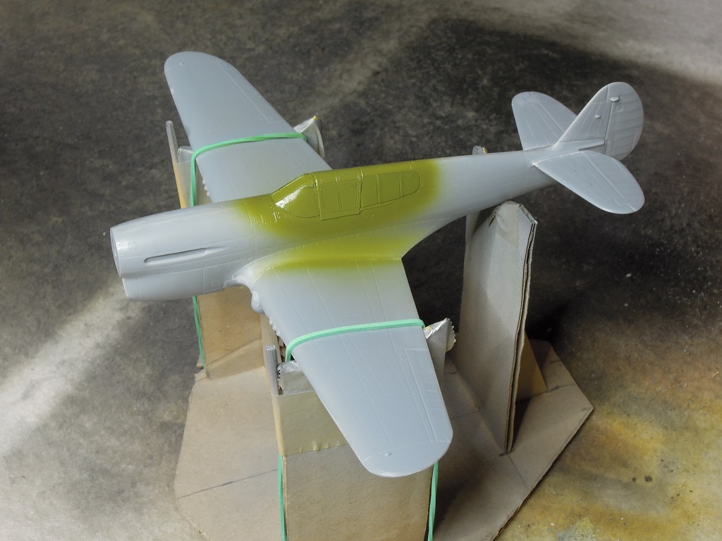 P-40F -  1/72 Special Hobby - Tunisie 1943 C212