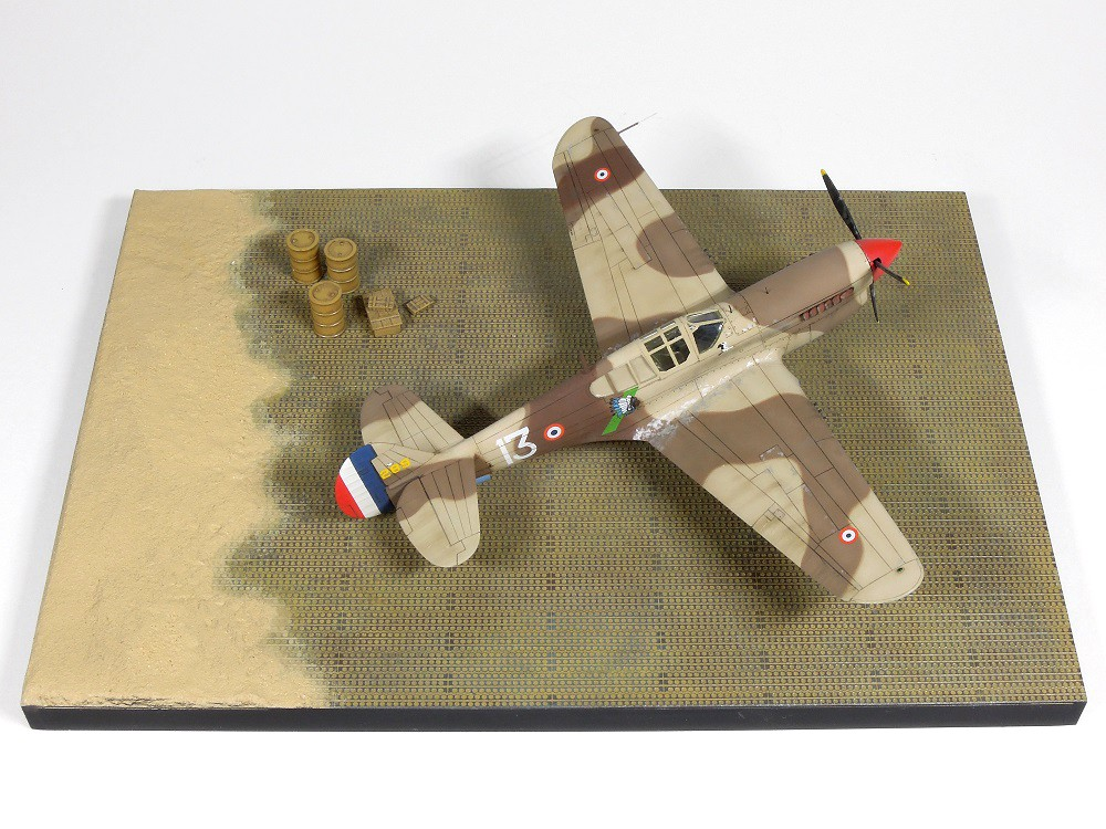 P-40F Special Hobby 1/72 - GC II/5 La Fayette Dscn4723