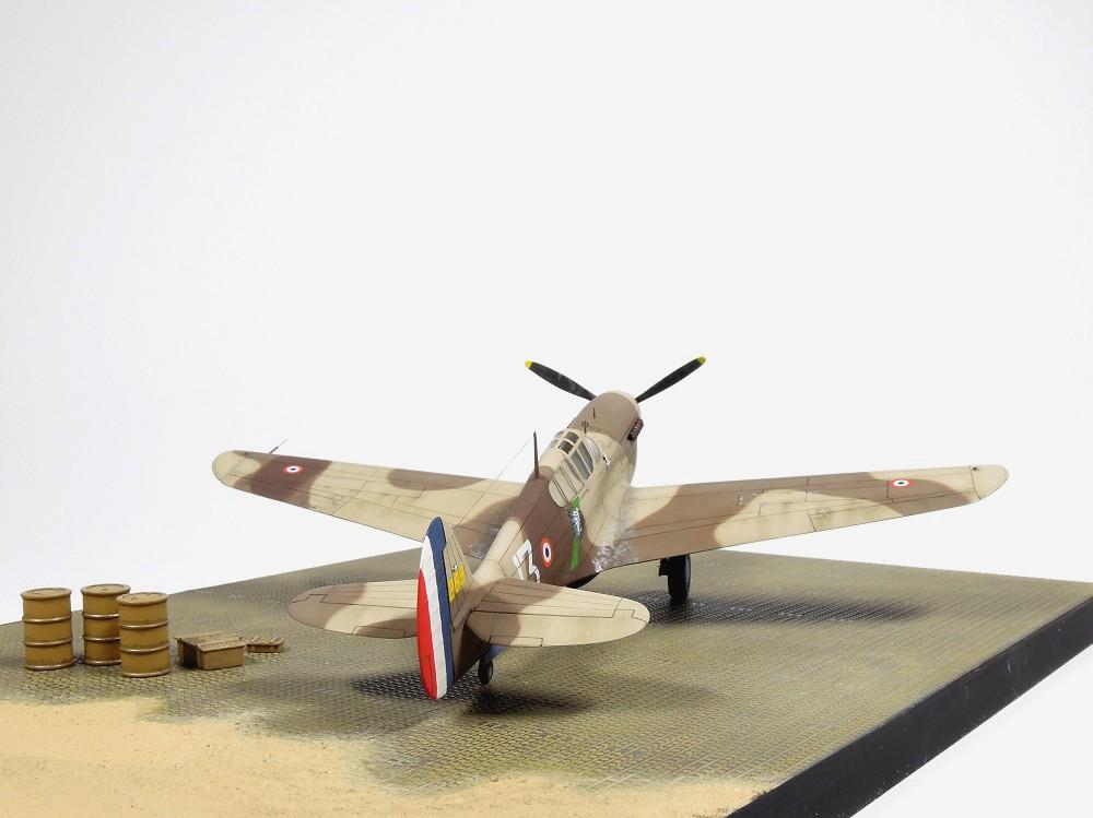 P-40F Special Hobby 1/72 - GC II/5 La Fayette Dscn4724