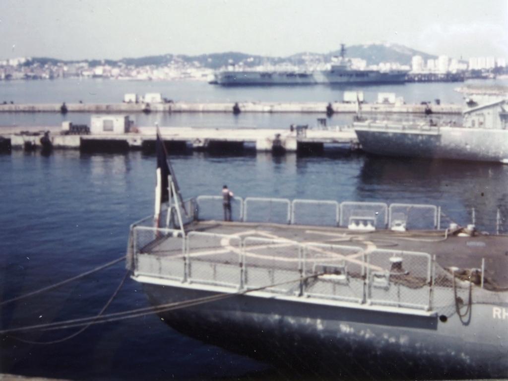 Aviso-escorteur Cdt Rivière - 1/400 L'Arsenal - Djibouti 1978 - Page 6 K111
