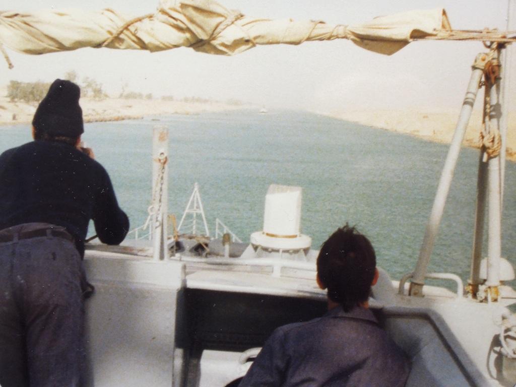 Aviso-escorteur Cdt Rivière - 1/400 L'Arsenal - Djibouti 1978 - Page 6 K611