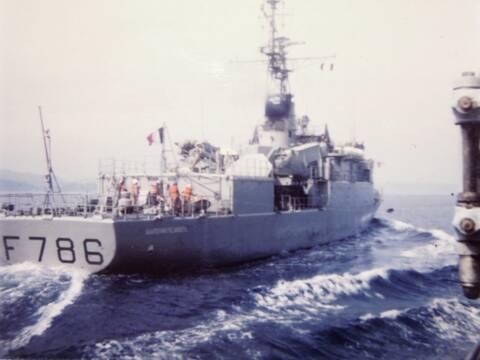 Aviso-escorteur Cdt Rivière - 1/400 L'Arsenal - Djibouti 1978 - Page 6 K211