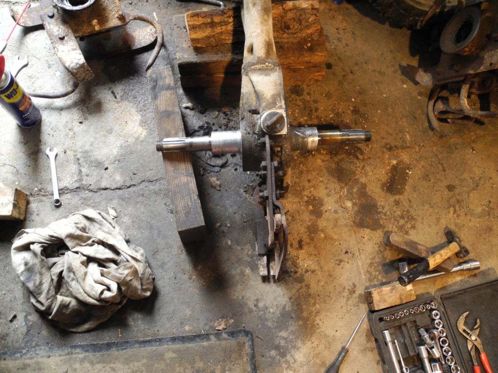 restauration -  Restauration d'un rotovator pp6 Dscn1714
