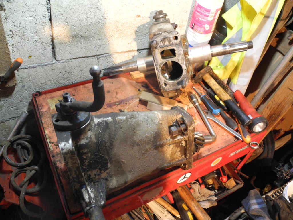 restauration -  Restauration d'un rotovator pp6 Dscn1716