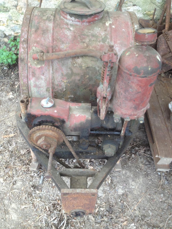restauration -  Restauration d'un rotovator pp6 Img_1814