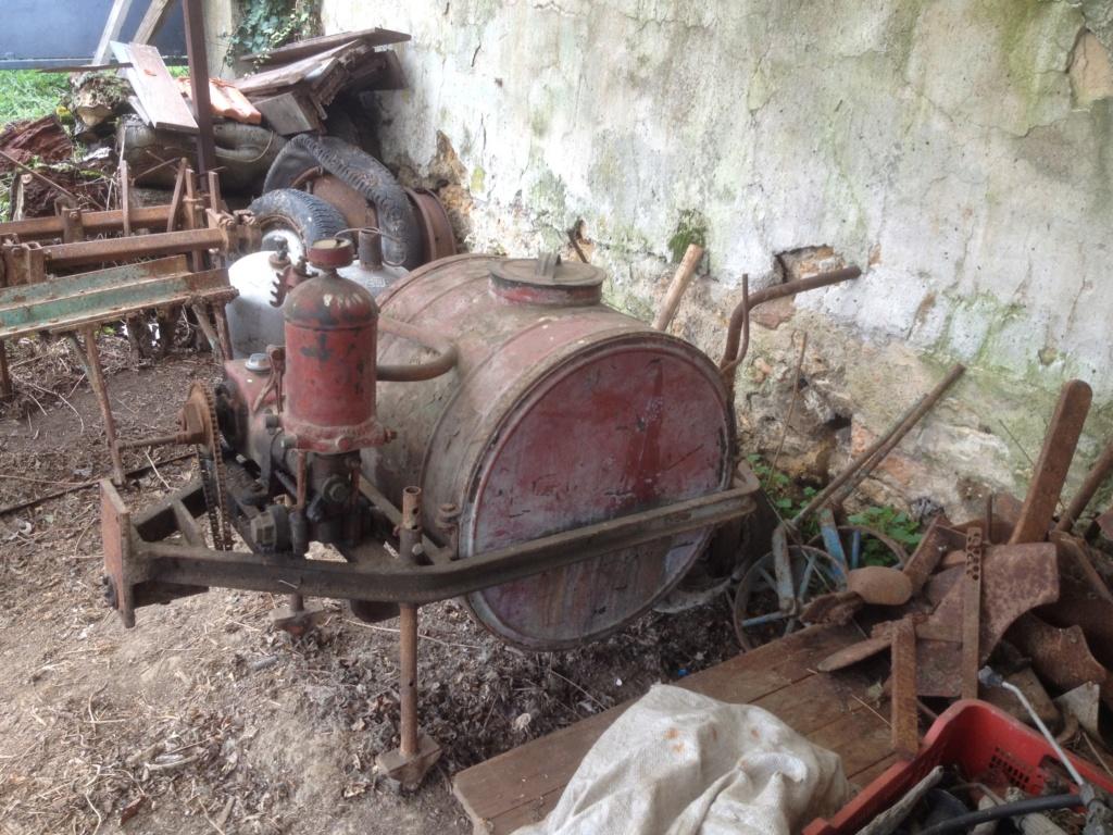 restauration -  Restauration d'un rotovator pp6 Img_1816