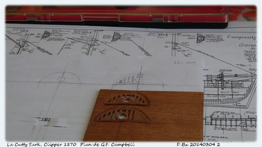 Cutty Sark de Del Prado à GF Cambell. 20140313