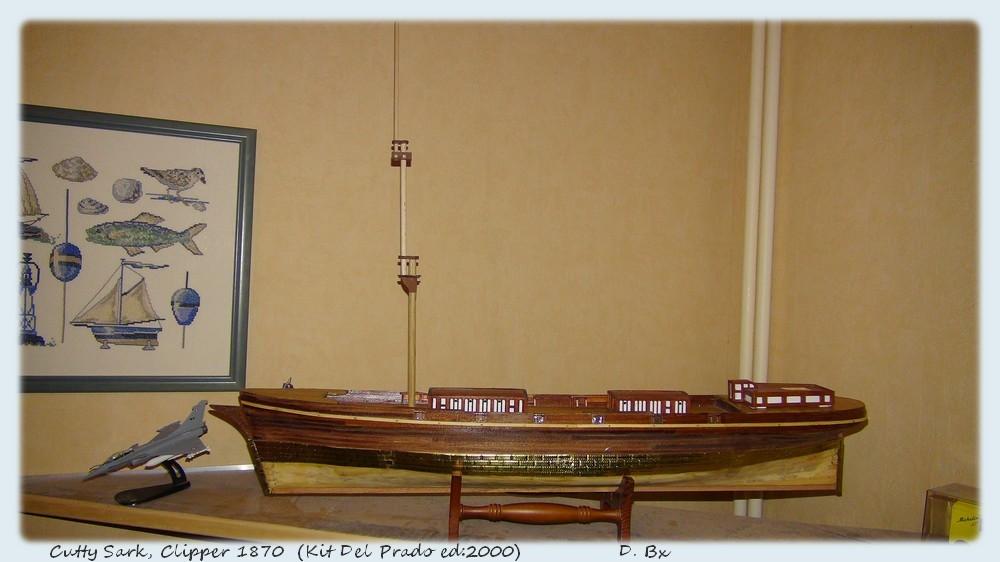 Cutty Sark de Del Prado à GF Cambell. Dsc00010