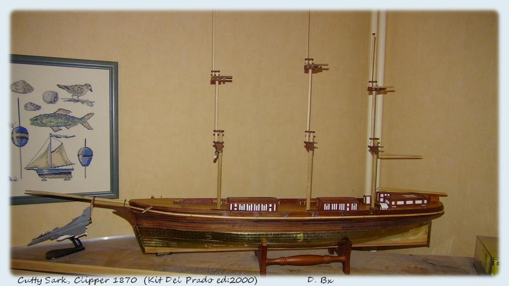 Cutty Sark de Del Prado à GF Cambell. Dsc00011