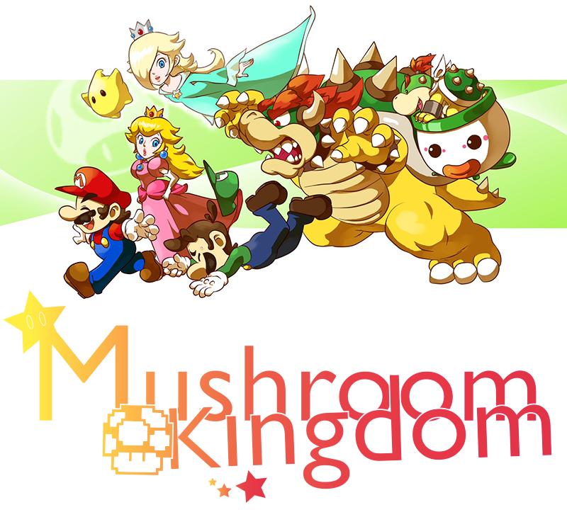 Mushroom Kingdom