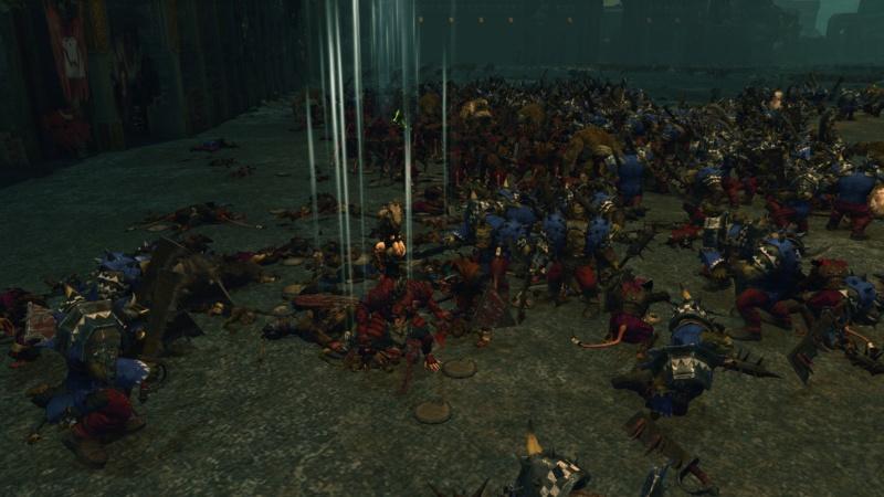 La bataille de Karak aux treize pics 1610