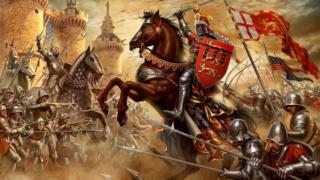 Etude et création : L'Âge du Vinland - 1500 - Page 6 Guerre10
