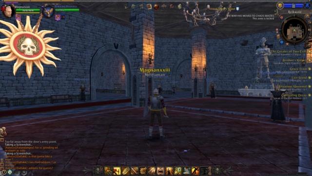 Magnan part en croisade (Warhammer Online) Magnan66