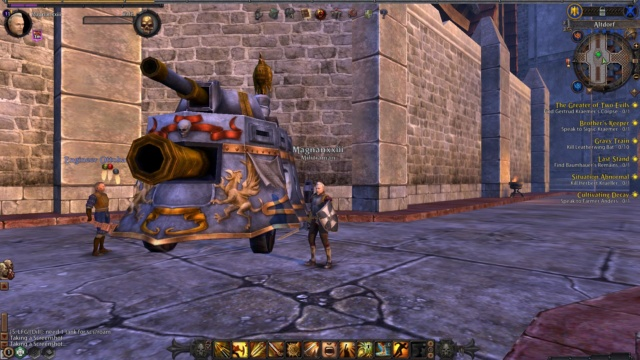 Magnan part en croisade (Warhammer Online) Magnan69