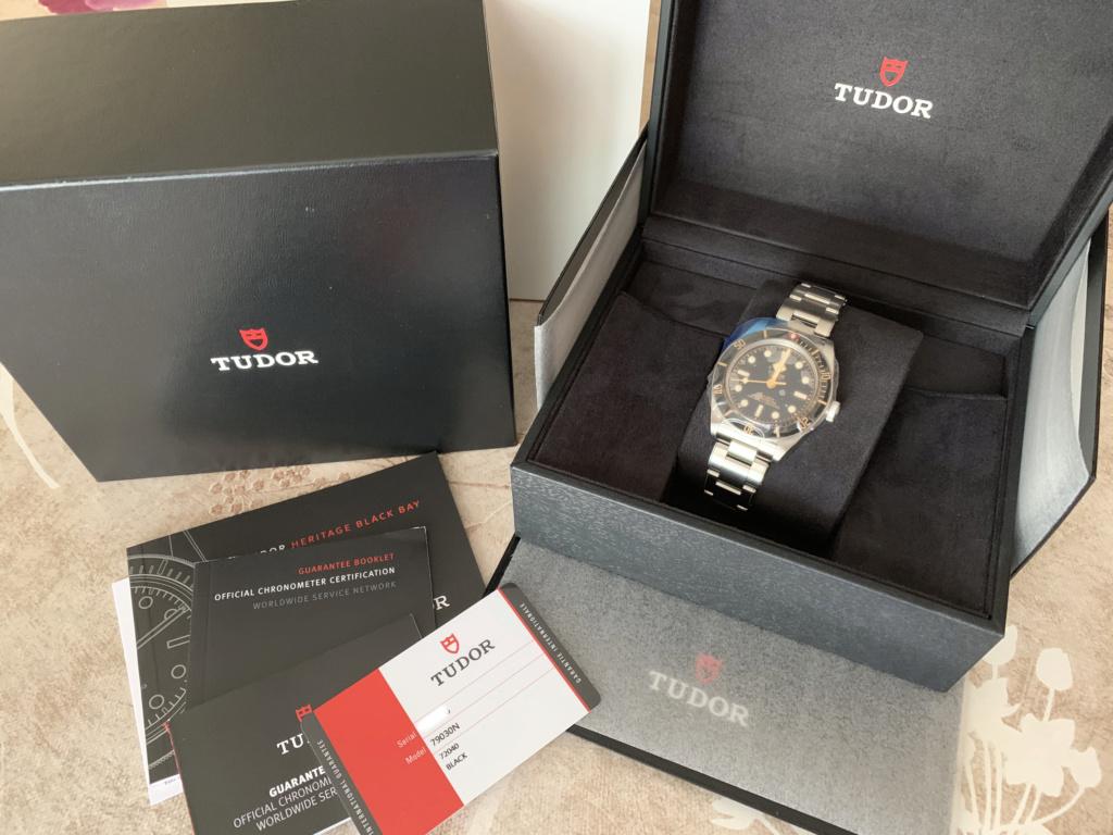[Vendue] Tudor Black Bay Fifty-eight - 79030n Ade79a10