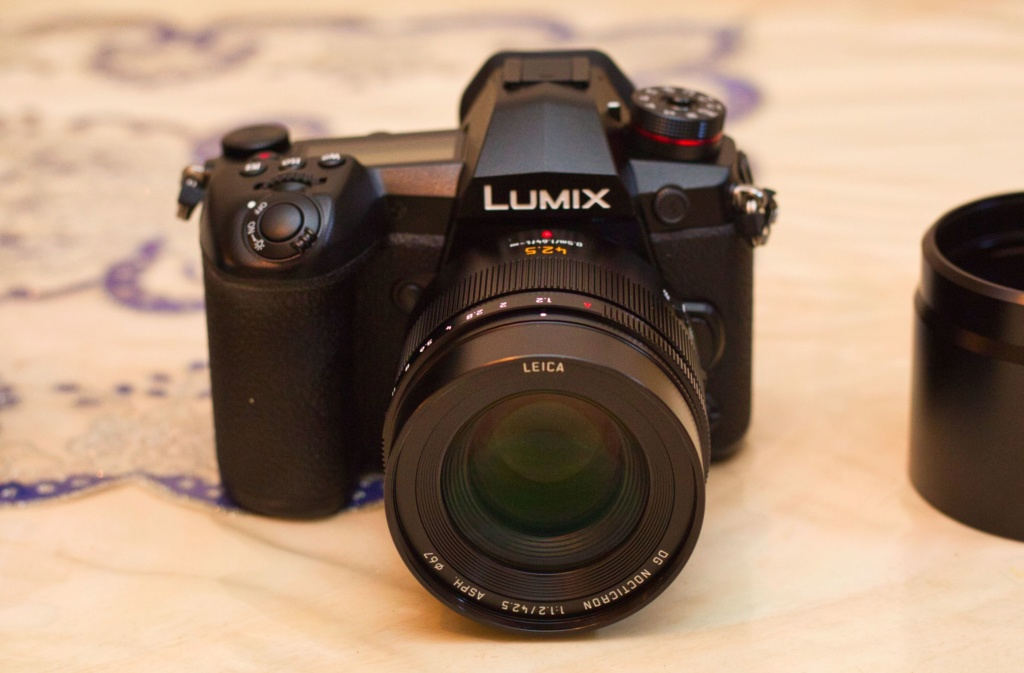 [VENDUS] Panasonic Lumix DC-G9+Grip 2accu+PanaLeica 42.5 1.2+25mm1.4 40497010