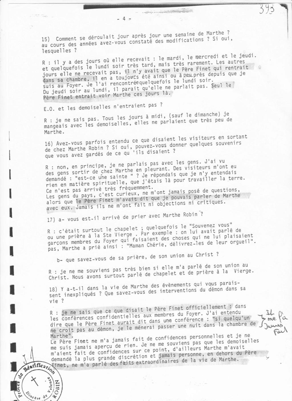 Marthe Robin ! Fraude mystique ? - Page 4 Dossie12