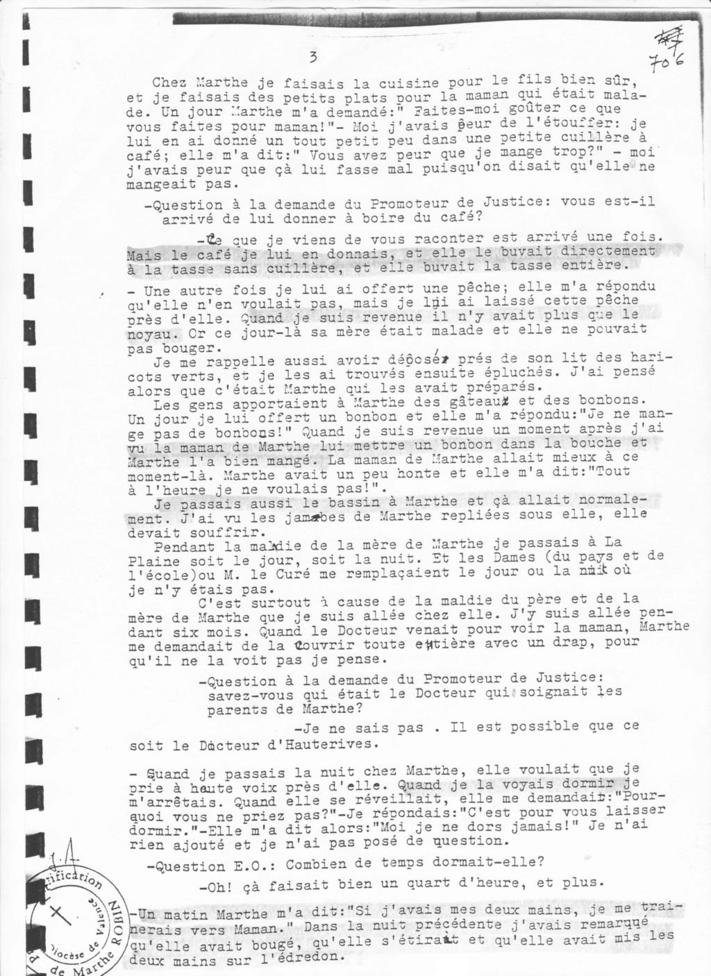 Marthe Robin ! Fraude mystique ? - Page 4 Dossie13