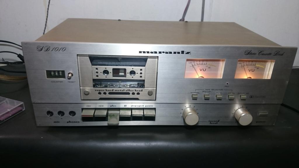Marantz SD1010 Stereo Cassette Deck-Vintage-  SOLD Dsc_0110