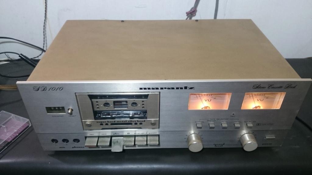 Marantz SD1010 Stereo Cassette Deck-Vintage-  SOLD Dsc_0111