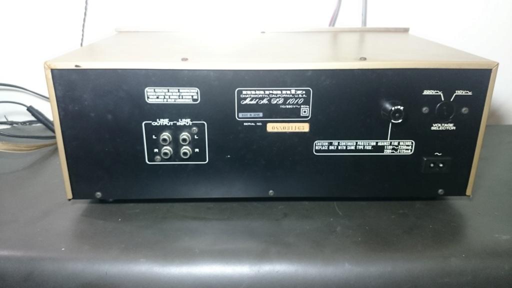 Marantz SD1010 Stereo Cassette Deck-Vintage-  SOLD Dsc_0113