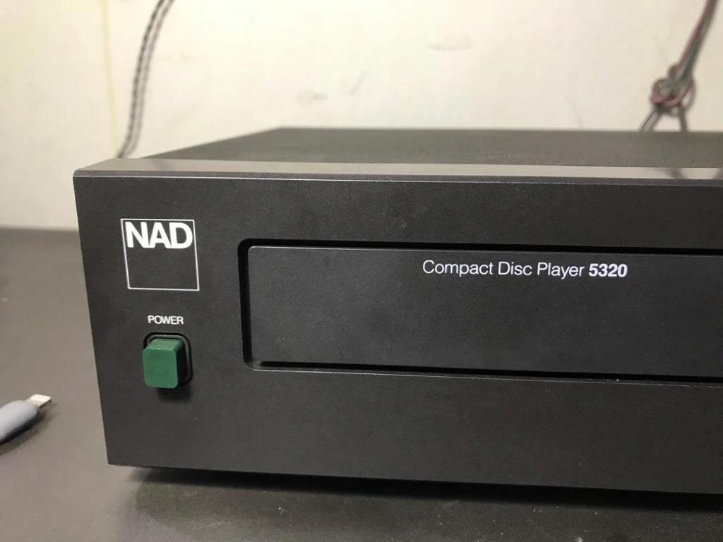 NAD Compact Disk Player 5320 Whatsa21